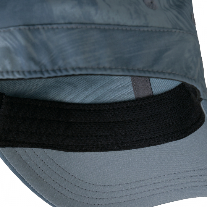MILITARY CAP RINMANN PEWTER GREY L/XL 3