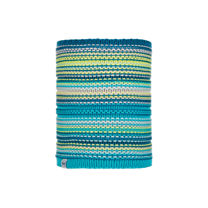 NECKWARMER JR KNITTED POLAR AMITY TURQUOISE 0