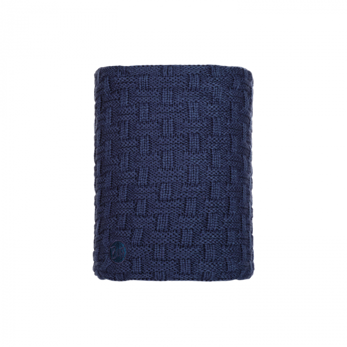 NECKWARMER KNITTED POLAR AIRON DARK DENIM 0