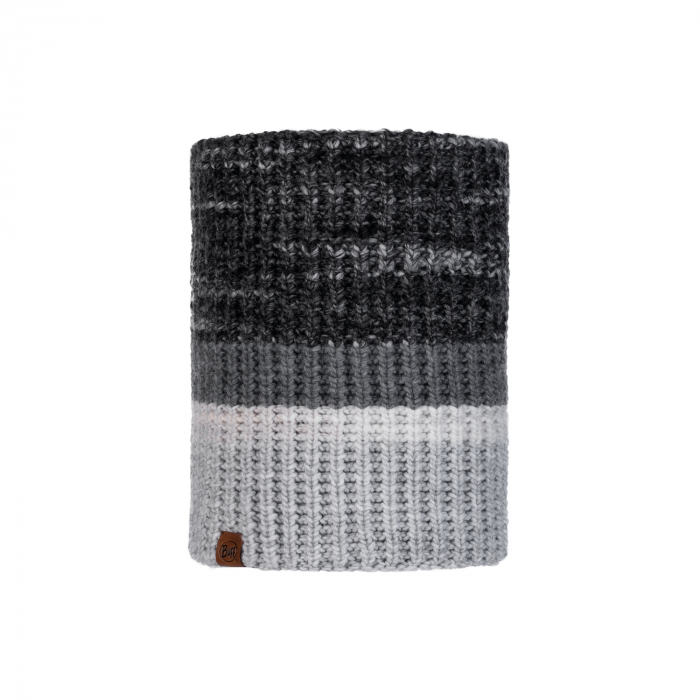 NECKWARMER KNITTED POLAR ALINA GREY 0