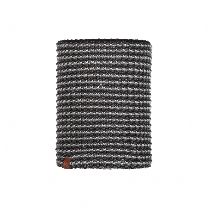 NECKWARMER KNITTED POLAR DANA GRAPHITE 0
