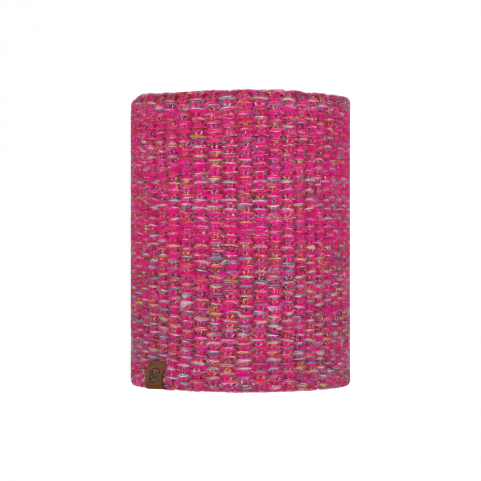 Neckwarmer knitted polar GRETE Pink 0
