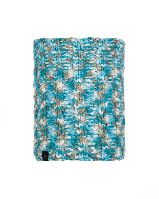 NECKWARMER KNITTED POLAR LIVY AQUA 0