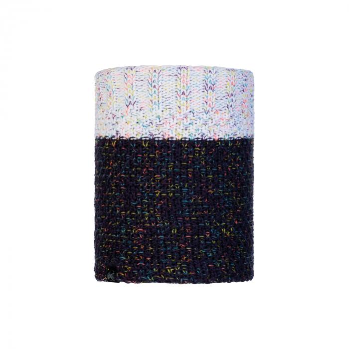 Neckwarmer knitted polar JANNA Night blue 0