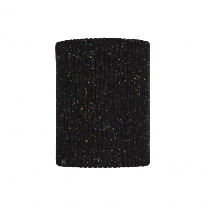 Neckwarmer knitted polar JORG Black 0