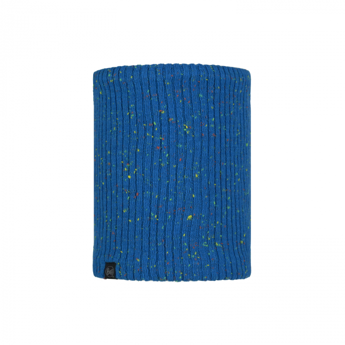 Neckwarmer knitted polar JORG Olympian blue [0]