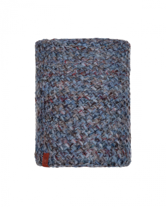 NECKWARMER KNITTED POLAR MARGO BLUE 0