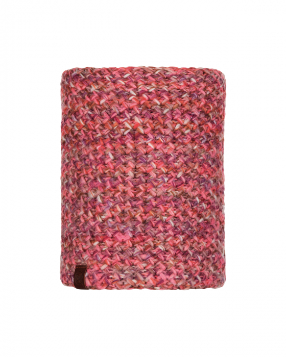 NECKWARMER KNITTED POLAR MARGO FLAMINGO PINK 0