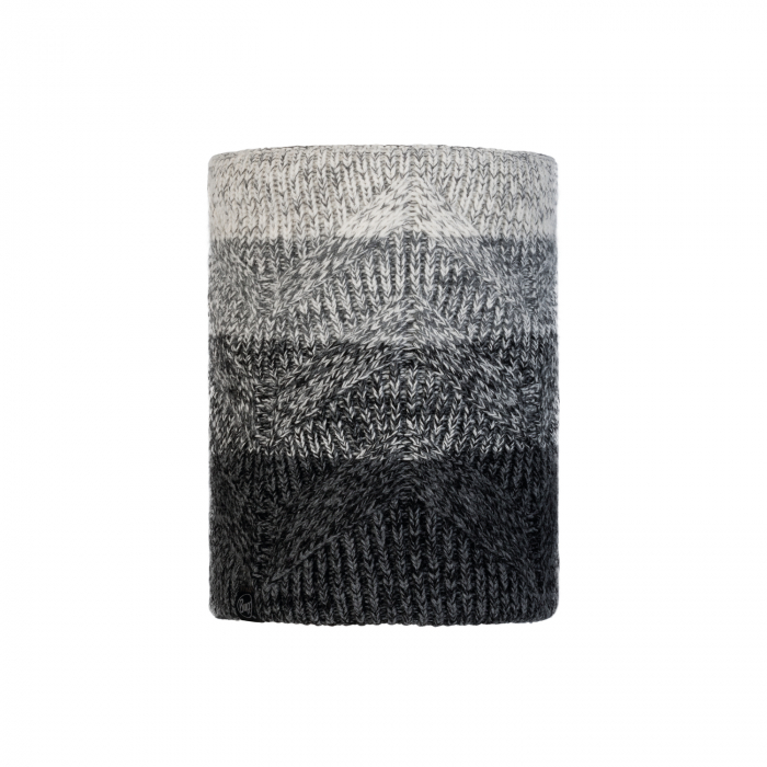 Neckwarmer knitted polar MASHA Grey 0