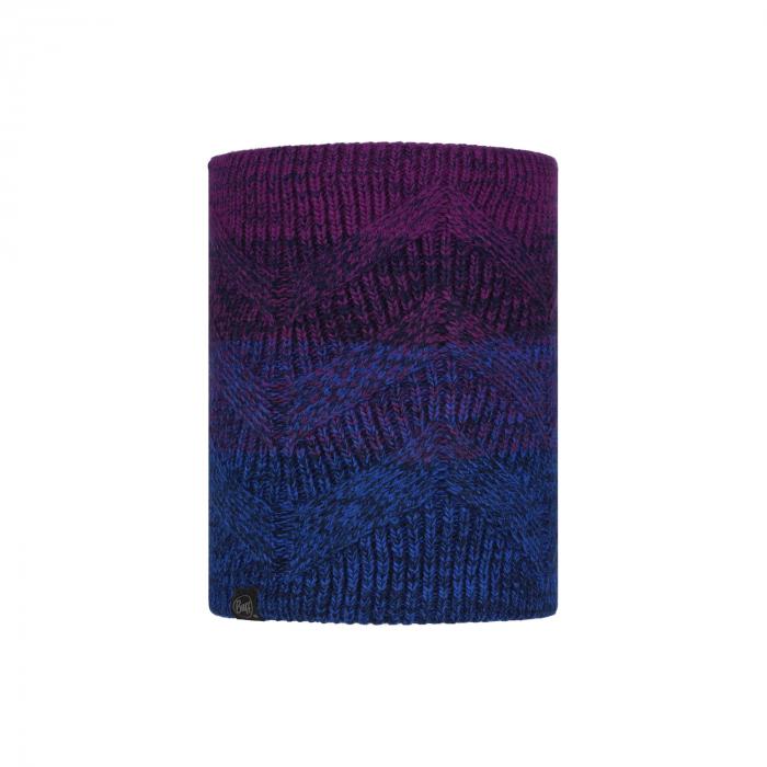Neckwarmer knitted polar MASHA Purplish 0