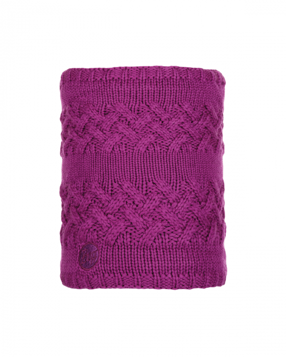 NECKWARMER KNITTED POLAR SAVVA MARDI GRAPE 0
