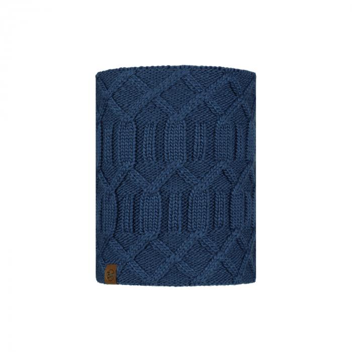 Neckwarmer knitted polar SLAY Ensign blue [0]