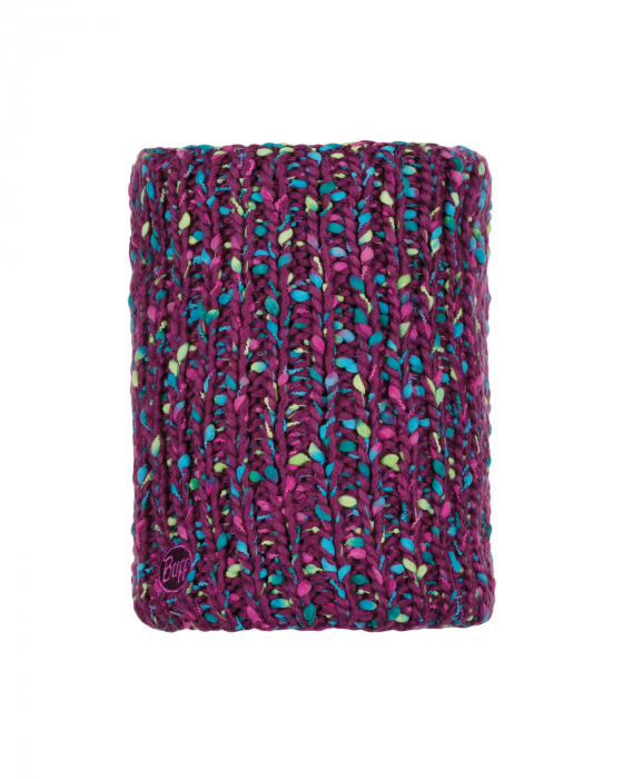 NECKWARMER KNITTED POLAR YSSIK AMARANTH PURPLE 0