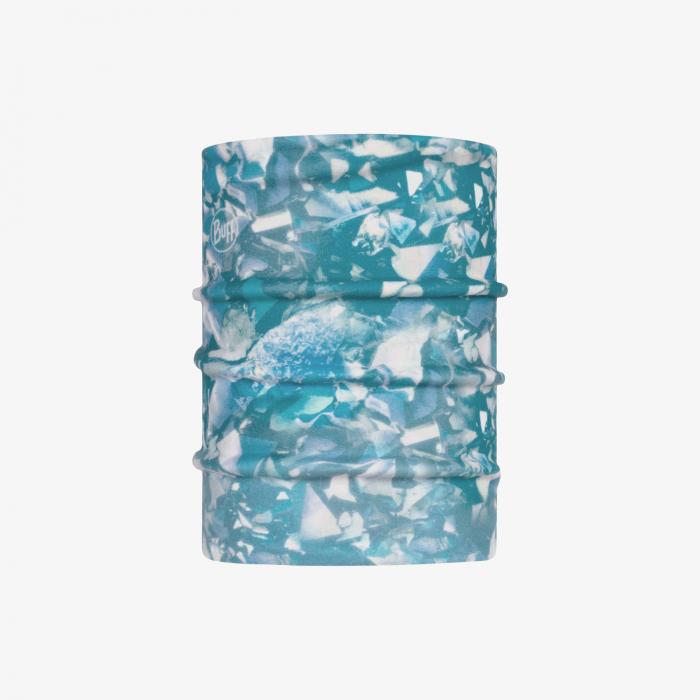 Neckwarmer Polar Reversible pentru copii Dae Turquoise cru [0]