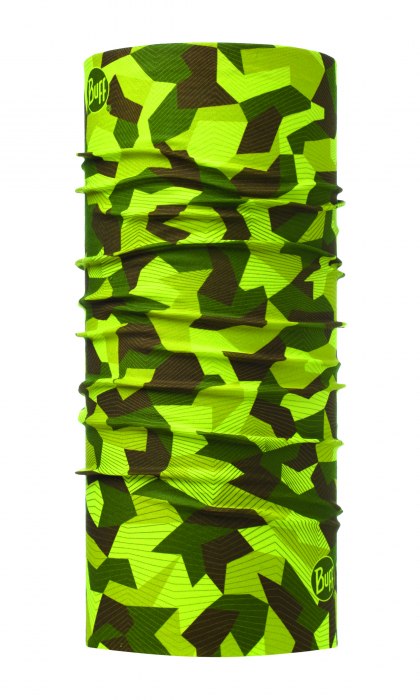 New Original BLOCK CAMO GREEN 0