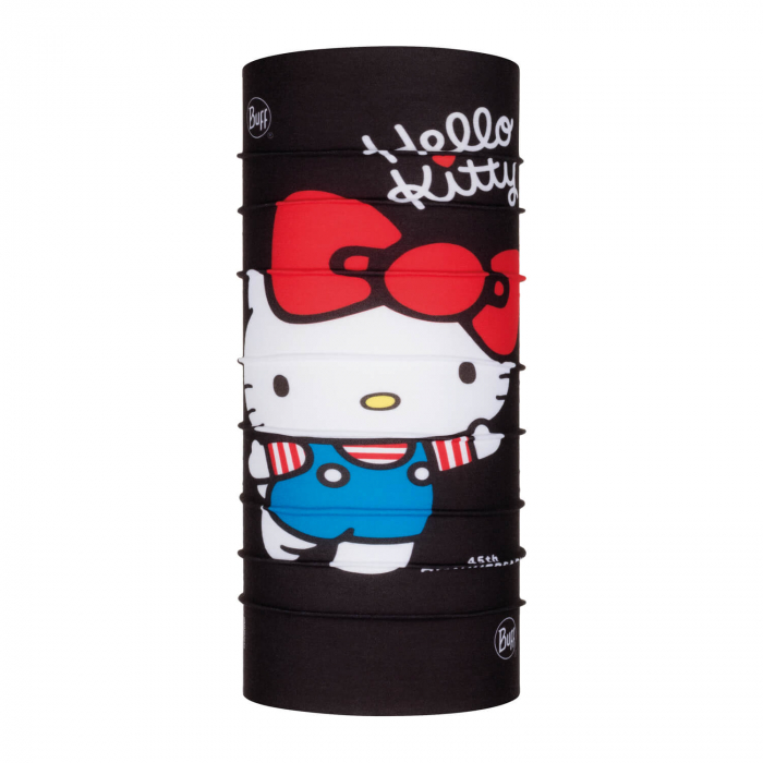 New Original JR HELLO KITTY 45TH BLACK 0