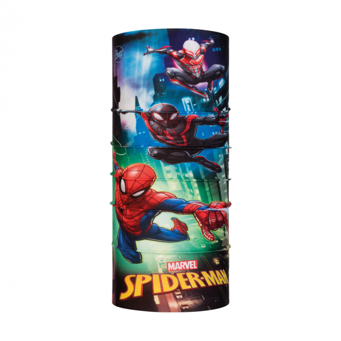New Original SUPERHEROES JR WALL CRAWLING MULT 0