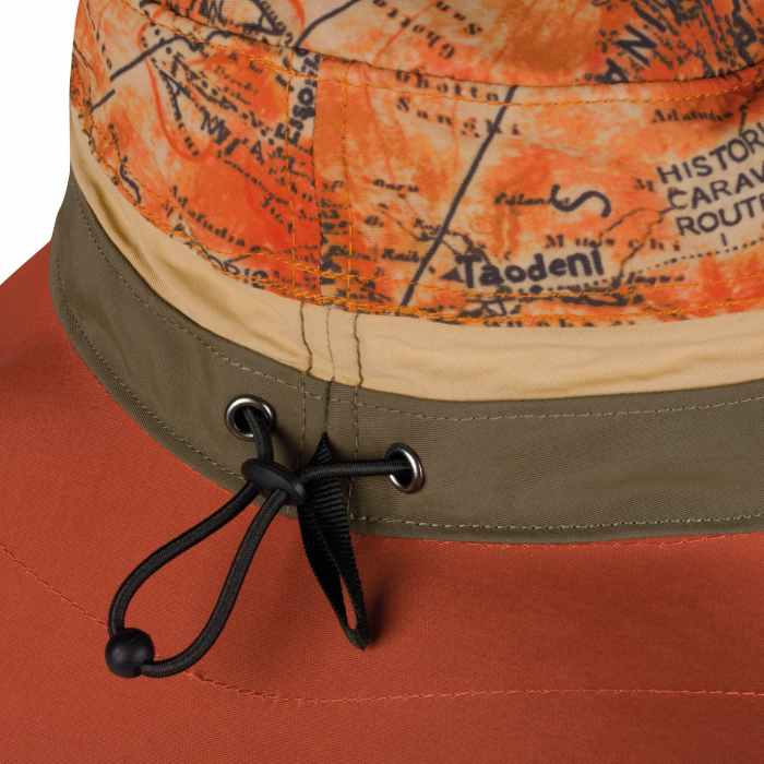 Palarie Booney National Geographic NOMAD rusty L/XL [1]