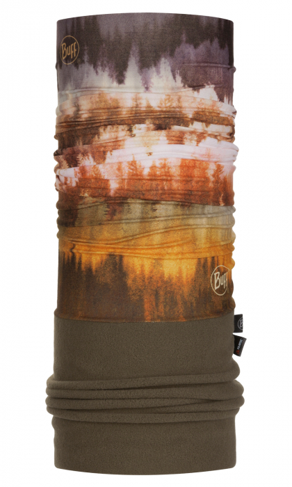 POLAR ADULTI BUFF® MISTY WOODS BROWN 0