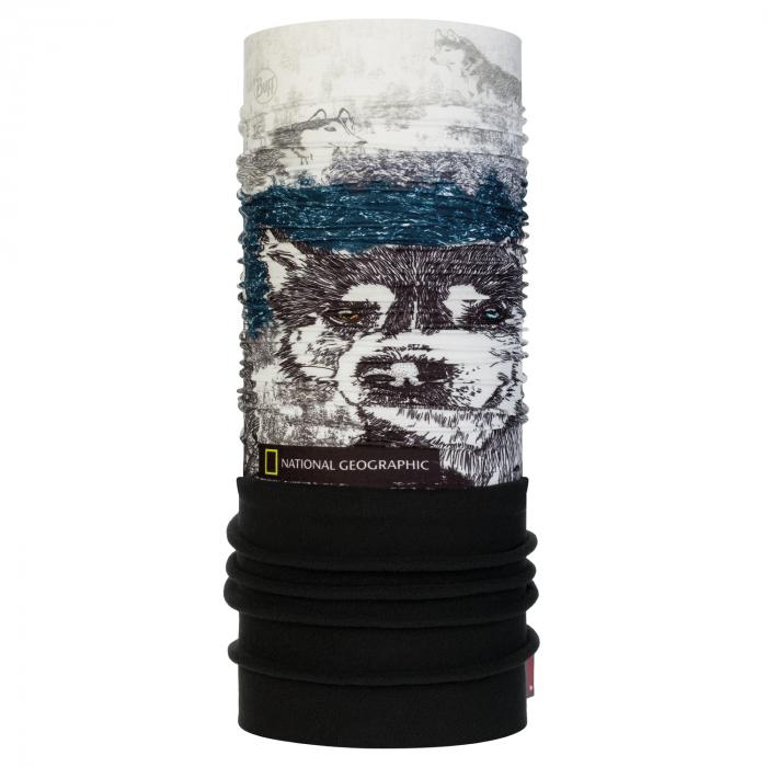 POLAR ADULTI BUFF® National Geographic SIBERIAN FLINT STONE 0