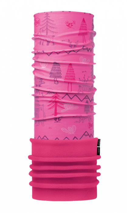 POLAR BABY BUFF® WOODS PINK 0