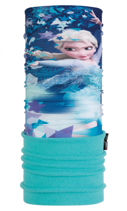 POLAR JUNIOR BUFF® FROZEN ELSA BLUE 0