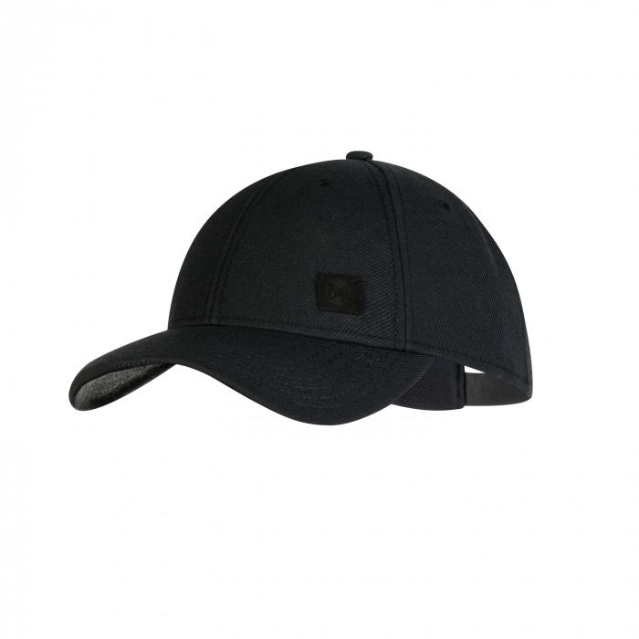 Sapca BASEBALL SOLID BLACK 0