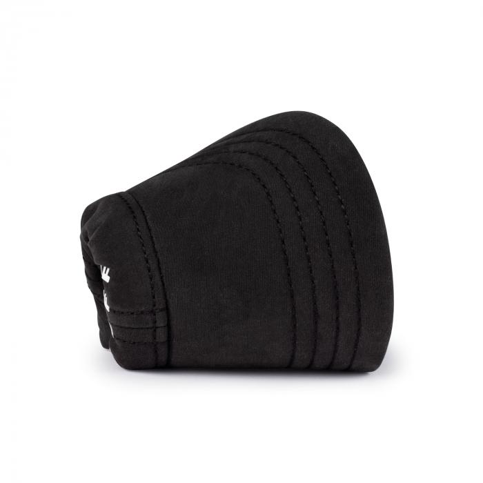 Sapca BASEBALL Solid black 4