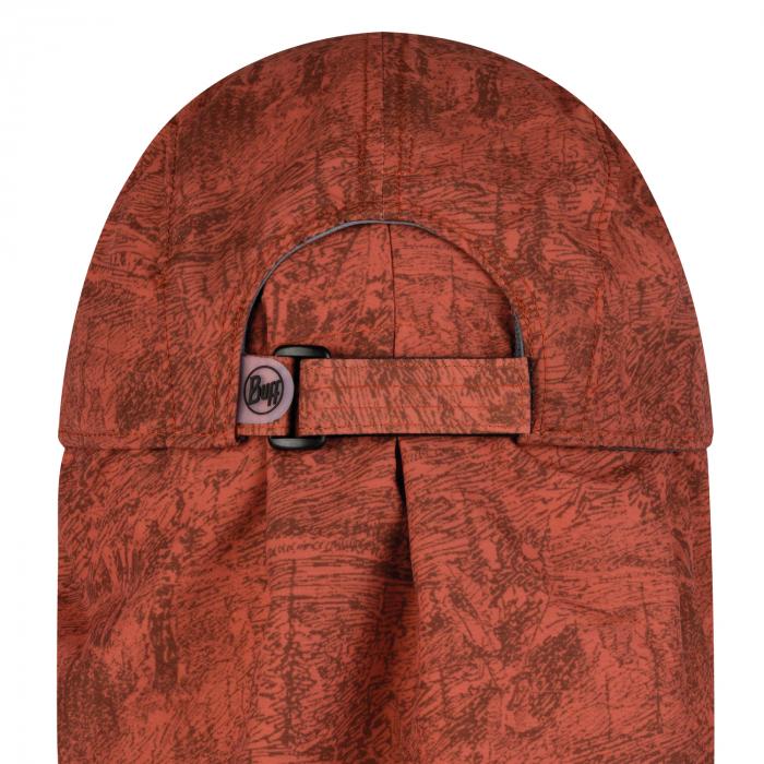 Sapca Bimini ZINC terracotta 1