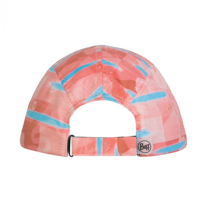 Sapca KIDS 5 PANELS HEAVENS PINK 1
