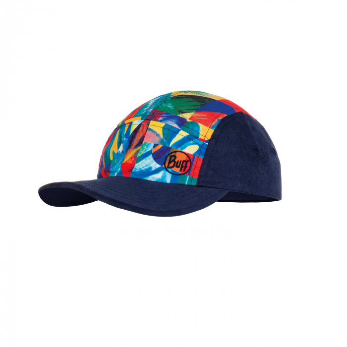 Sapca KIDS 5 PANELS SPIROS MULTI 0