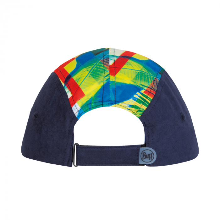 Sapca KIDS 5 PANELS SPIROS MULTI 1