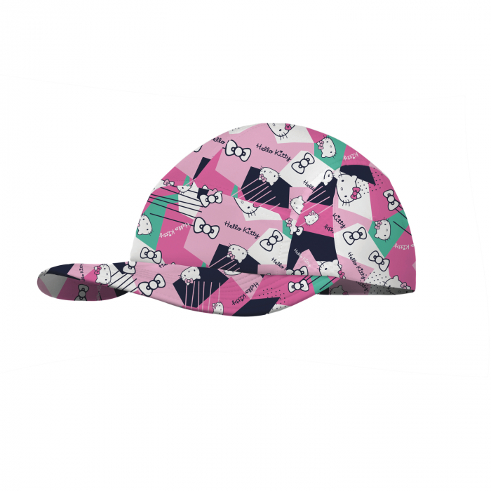 Sapca KIDS 5 PANELS HELLO KITTY HELLO CAMO 0