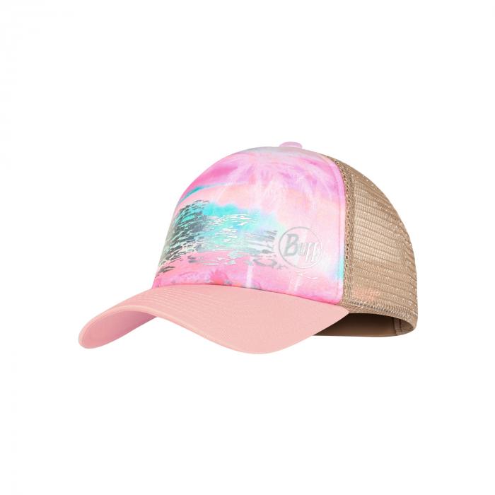 Sapca KIDS Trucker cap ZINE pink 0