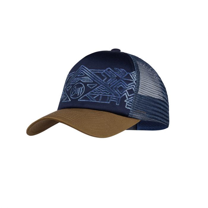 Sapca KIDS Trucker cap KASAI NIGHT BLUE 0