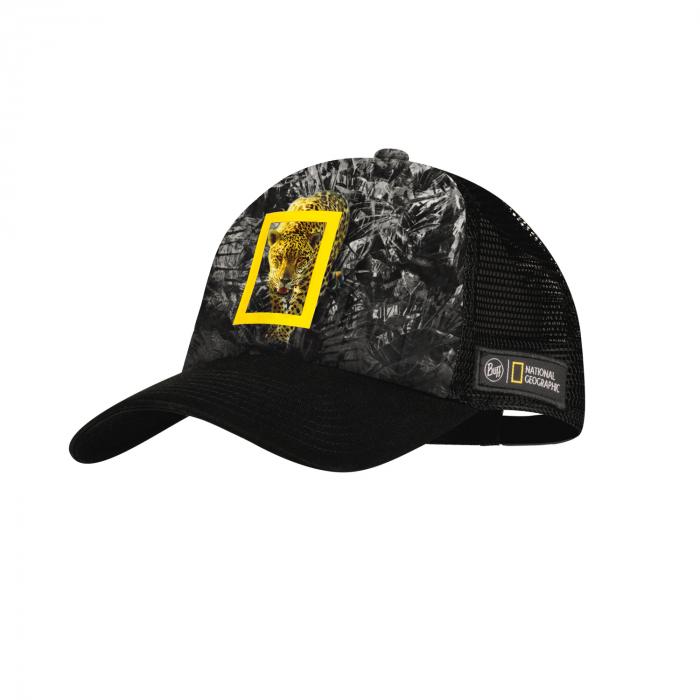 Sapca TRUCKER National Geographic HOWEY Black L/XL [0]