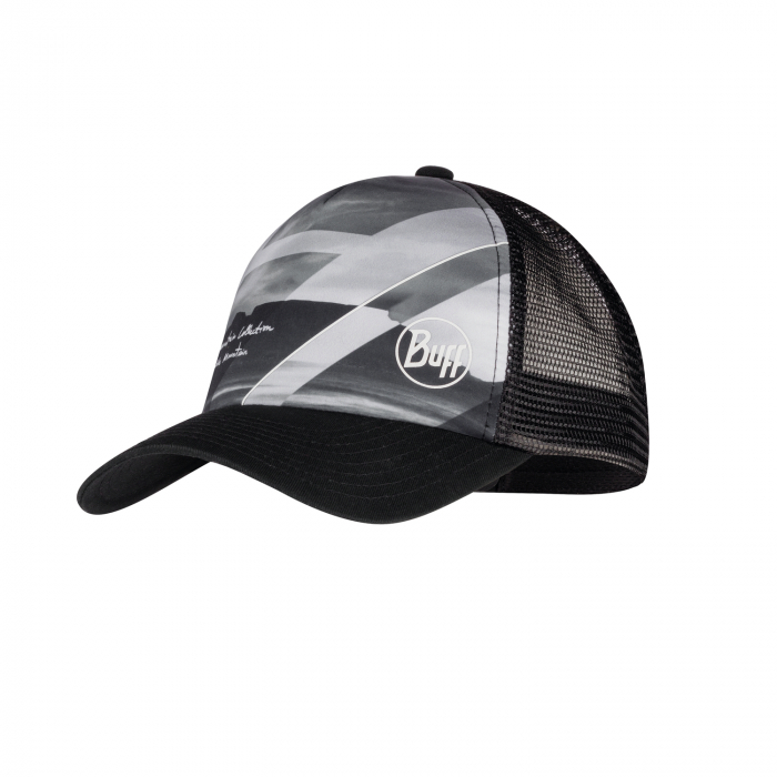 Sapca TRUCKER TABLE MOUNTAIN BLACK 0