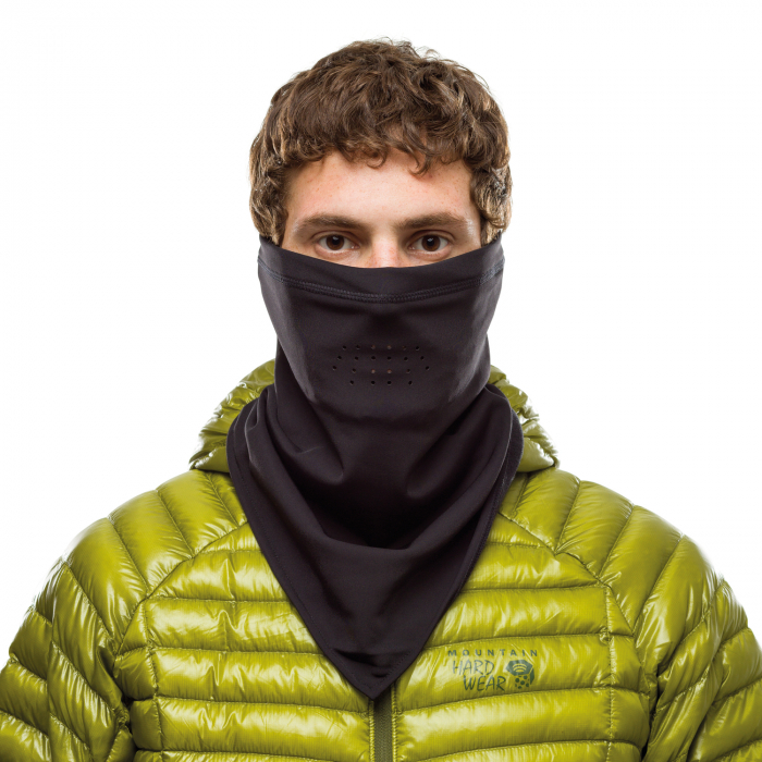 Tech fleece bandana SOLID BLACK [0]