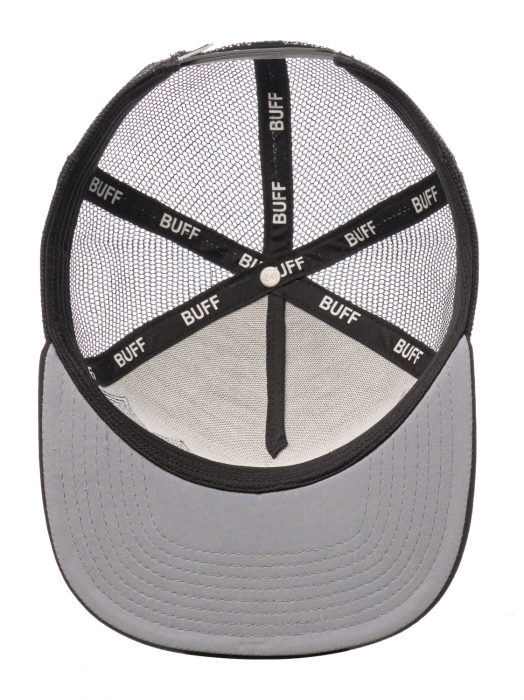 TRUCKER CAP SUMMIT BLACK 1