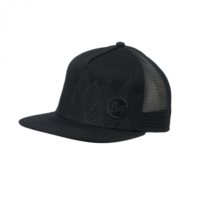 TRUCKER CAP SUMMIT BLACK 0