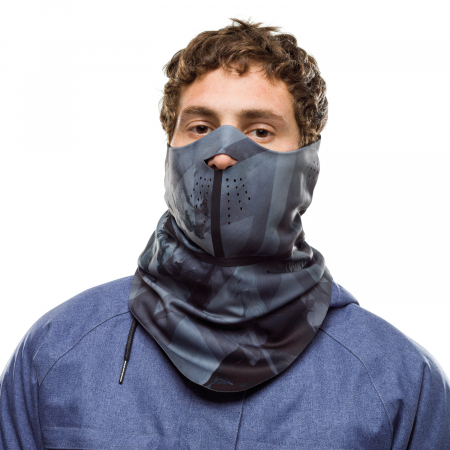 Windproof bandana HATAY GREY0