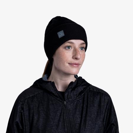 Caciula CrossKnit Solid black [1]