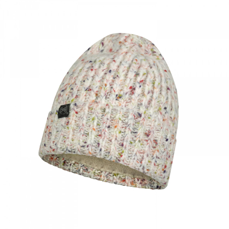 Caciula knitted polar KIM White1