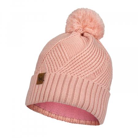 Caciula knitted polar RAISA Rose1