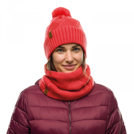 CACIULA KNITTED POLAR RAISA BLOSSOM RED1
