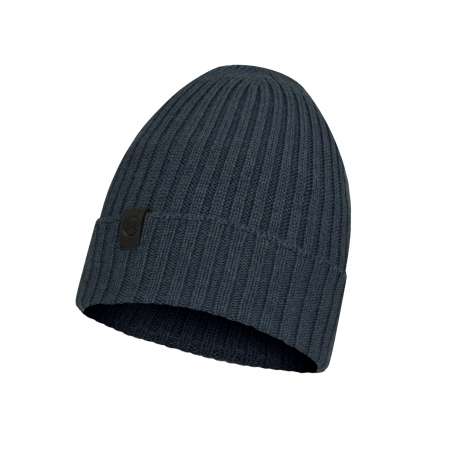 Caciula knitted wool NORVAL Denim [0]