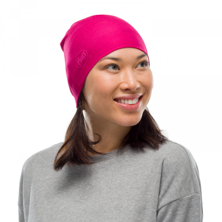Caciula Microfiber Reversible SPEED pink3