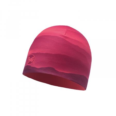 Caciula Microfiber Reversible SOFT HILLS pink flour0