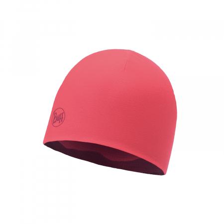 Caciula Microfiber Reversible SOFT HILLS pink flour1