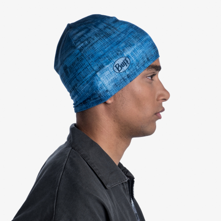 Caciula Microfiber Reversible SYNAES blue [3]